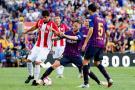 Barcelona empató 1 a 1 con Athlétic y no disipa sus dudas