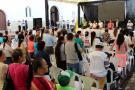 Conmemoraron Día de las Víctimas en Floridablanca