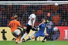 Holanda goleó a Alemania; y Gibraltar hace historia