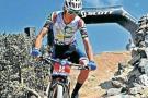 Con bicicleta prestada, santandereano Carlos Gutiérrez ganó la Baja Épic