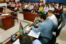 Concejo pide no subir tarifas de impuestos