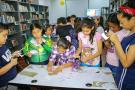 Iniciativa para promover los hábitos de lectura