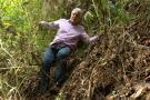 El plan inicial era una caminata de tres horas, pero los funcionarios se perdieron en el bosque.