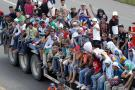 "Peña Nieto advirtió que migrantes ""difícilmente"" llegarán a EEUU si no cumplen la ley"