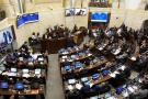 Se discute en el segundo de los ocho debates que requiere para ser una modificación constitucional.