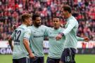 Sin James en la cancha, el Bayern Múnich venció al Mainz