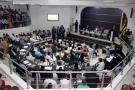 Visita del Alcalde de Floridablanca generó sinsabor en la Asamblea Departamental