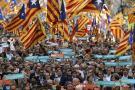 Fiscalía española pide cárcel para líderes catalanes