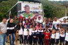 La alianza entre la academia y la Alcaldía beneficia a niños rurales