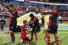Cúcuta Deportivo consiguió anoche la clasificación a la Primera División del balompié colombiano, luego de vencer 2-0 en calidad de local a Llaneros. El cuadro 'Motilón' fue primero del certamen durante todo el año y ratificó su superioridad en las finales.