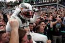 Hamilton ganó en Brasil y Mercedes Benz festejó el Mundial de constructores