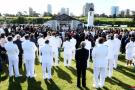 Mientras tanto, familiares de las víctimas solicitaron al gobierno reflotar el submarino.