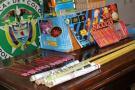 En Ocamonte prohíben uso y venta de pólvora