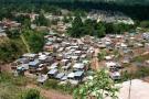 600 familias están en riesgo por inminente deslizamiento en Piedecuesta