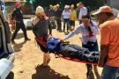 La Defensa Civil atendió varias emergencias durante el fin de semana en Socorro