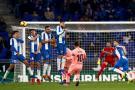 Barcelona fulminó 4 a 0 al Espanyol
