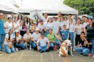 Todos por una misma causa en Bucaramanga