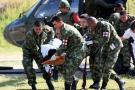 Dos soldados heridos al caer en campo minado en Hacarí, Norte de Santander