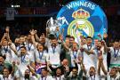 Un abarrotado Bernabéu celebró la Decimotercera copa del Real Madrid