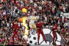 Las mejores imágenes de la inauguración del Mundial de Rusia