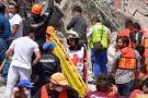 La solidaridad de los mexicanos ha despertado la esperanza tras el fuerte sismo.