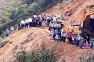 Así de peligroso es transitar por la vía entre Curos y Málaga, una de las más deterioradas de Santander