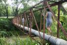 11 años 'cruzando' sobre el peligro en Bucaramanga