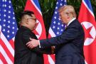 Estados Unidos afirma que Kim Jong-un solicitó un segundo encuentro con Trump