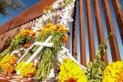 México dedica Día de Muertos a los calvarios que pasan los migrantes