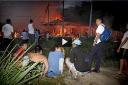 Damnificados por el incendio en Café Madrid narraron en directo su tragedia
