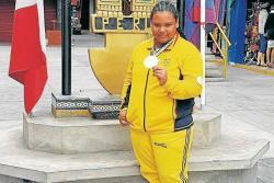 Angelina Nicol  Palacio Romero, Deportista de Provincia