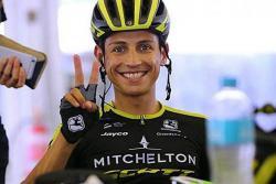 Usuarios de redes sociales mostraron su apoyo con el ciclista colombiano.