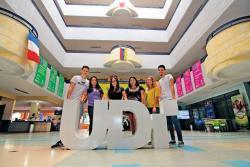 Estudiantes extranjeros que participan en los programas de movilidad académica en la UDI y la Santo Tomás.