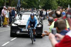 """Nairo Quintana:""""No tuve el Tour esperado, ahora a preparar la Vuelta"""""""