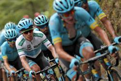Miguel Ángel 'Supermán' López se ha mostrado muy fuerte en la presente edición de la Vuelta a España y marcha como el mejor colombiano en la clasificación general. El nacional está a un minuto y 36 segundos del liderato.