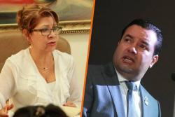 El gobernador de Santander, Didier Tavera, declaró insubsistente a la secretaria de Educación de Santander, Doris Gordillo, por discrepancia de criterios en proceso de adjudicación del PAE.