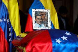Ayer se celebró en una iglesia de Caracas una misa en honor al concejal a la que acudieron dirigentes y diputados del partido Primero Justicia (PJ), del que forma parte Capriles y en el que militaba Albán.