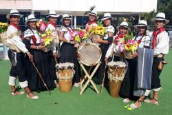 En tierra de bailadores y copleros (Vélez) una agrupación piedecuestana logró arrebatarles el título a varios de los favoritos, gracias al fervor y empeño de un grupo de bailarines locales y la dedicación del profesor Alexander Arenas Serrano.