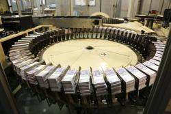 El presupuesto destina $160,2 billones a funcionamiento y $46,8 billones a inversión.