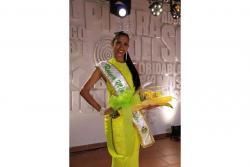 En 2017, como Reina Municipal del Dulce, fue elegida la representante de Las Villas.