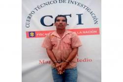 Hermógenes de la Rosa fue detenido esta semana, acusado de homicidio agravado, tras cinco años de estar prófugo.