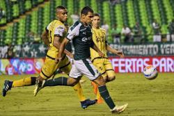 Alianza Petrolera y Deportivo Cali se verán las caras hoy en Barrancabermeja, en un partido correspondiente a la fecha 16 de la Liga Águila II de 2018.