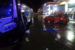 Tres personas murieron en un accidente de tránsito en Socorro, Santander