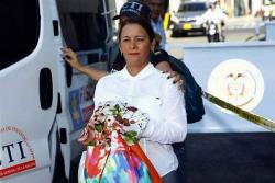 Flor María Rangel, exdirectora de la CAS, siempre ha negado los  cuatro cargos que le imputó la Fiscalía en su contra por presuntas irregularidades contractuales.