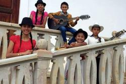 Sol de la Loma de California, en Santander, será uno de los grupos infantiles que hará presencia en la tarima del Guane de Oro. El talento infantil se proyecta como el epicentro de la versión 2018 del mismo concurso nacional.
