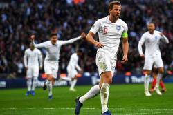 Harry Kane le dio el tanto del triunfo ante Croacia a Inglaterra, tanto que le significó a su selección avanzar a la 'final four' de la Liga de Naciones y eliminar a España.