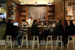 """Nespresso lanzará una edición limitada de cafés """"Festive"""" inspirados en la pastelería francesa para esta temporada de final de año."""