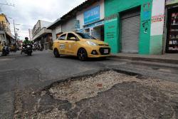 Concejo volvió a hundir proyecto de crédito para recupera malla vial en Bucaramanga