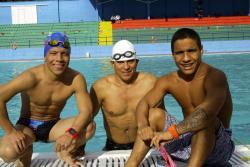 Los nadadores Nelson Crispín, Moisés Fuentes y Carlos Serrano aparecen entre los nominados al premio al Mejor Deportista Paralímpico que entrega esta casa periodística.