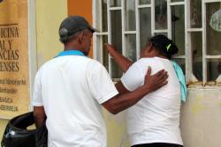 Ayer familiares de la menor de edad lamentaban su muerte, ocurrida en Puerto Wilches.